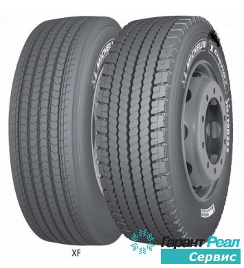 385/65R22.5 Michelin X ENERGY SAVERGREEN XT